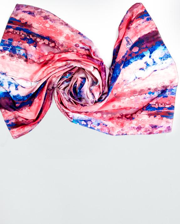 Chales-foulards